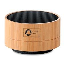 Altoparlante Bluetooth in bambù Sounds