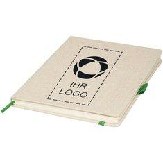A5-Notizbuch Luna aus Segeltuch von Bullet™