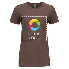 T-shirt femme manches courtes CVCCrew NextLevelMC