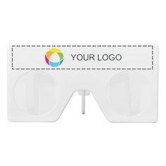 Bullet™ Mini VR-glasögon med klämma