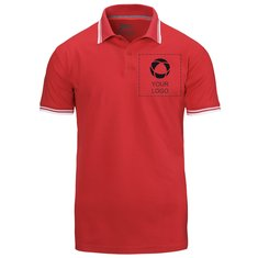 Slazenger™ Deuce Short Sleeve Polo.
