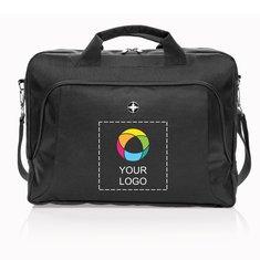 """Swiss Peak® Deluxe 15"""" Laptop Bag"""