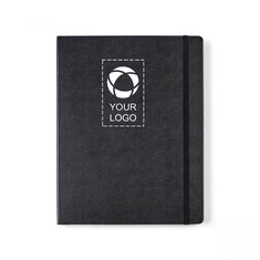 Moleskine® Hard Cover Ruled XX-Large Notebook