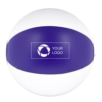 Bullet™ Palma solid beach ball