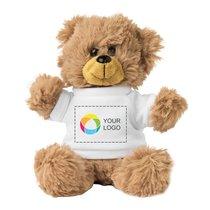 Bullet™ Plush Sitting Bear with Shirt