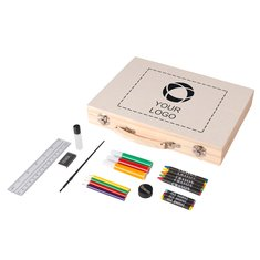 Bullet™ 67 Piece Colouring Set