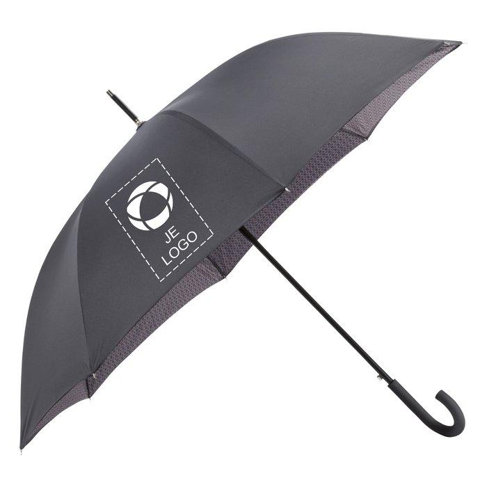 Avenue™ Automatische paraplu met 2 lagen