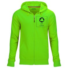 Slazenger™ Open Full Zip Hooded Sweater