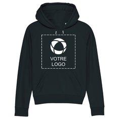 Sweatshirt emblématique pour femme Stella Trigger Flyer à impression monochrome