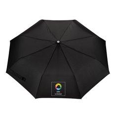 Samsonite® Rainpro paraply med teleskopskaft i tre sektioner