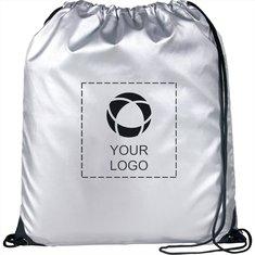Bullet Oriole Reflective Drawstring Bag