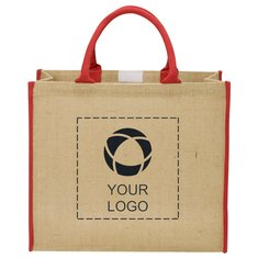 The Large Jute Tote