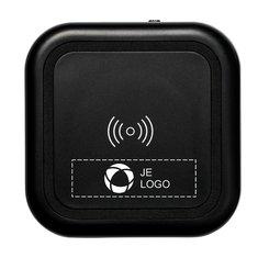 Avenue™ Coast Bluetooth®-speaker en draadloze oplader