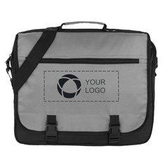 Conference Single Colour Print Messenger Bag