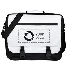 Conference Single Colour Print Messenger Bag