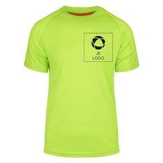 Slazenger™ Serve T-shirt met Korte Mouw