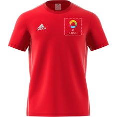 Adidas® Heren-T-shirt Core 18