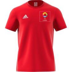 Camiseta Core 18 de adidas® para hombre