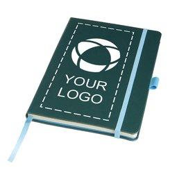 Farbenfrohes Notizbuch Melya von JournalBooks®