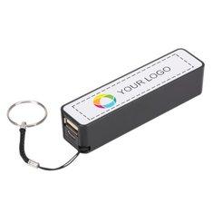 Bullet™ Jive batteriladdare med fyrfärgstryck, 2000mAh