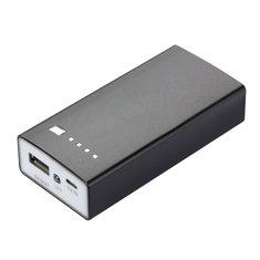Batería externa de 4000 mAh Farad de Avenue™ grabada con láser