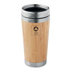 RodeoDrive Bamboo Travel Cup