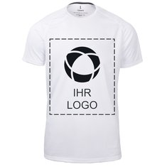 T-Shirt Niagara Cool Fit von Elevate™, einfarbiger Druck