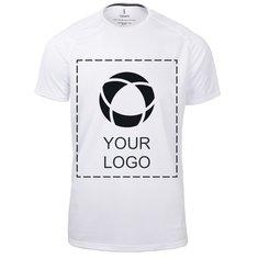 Elevate™ Niagara-T-shirt med smart snit og enkeltfarvetryk