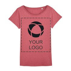 Stella Wants Women's Fitted T-Shirt Single Colour Print