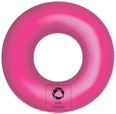 Donut uppblåsbar badring