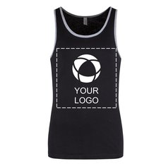 Bella + Canvas® Single Colour Print Unisex Jersey Tank