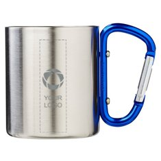 Bullet™ Alps 200 ml Vacuum Insulated Mug with Carabiner