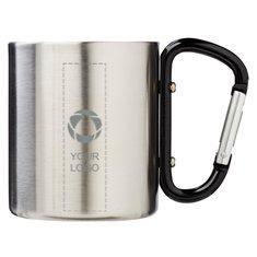 Bullet™ Alps 200 ml Vacuum Insulated Mug with Carabiner