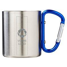 Mug isotherme avec mousqueton 200 ml Alps de Bullet™