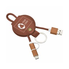 Bullet Gist 3-in-1 Charging Cable