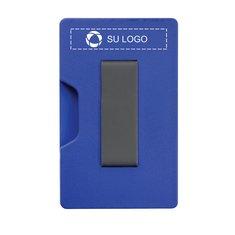 Tarjetero con protección RFID