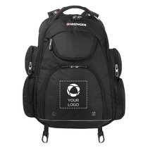 Wenger® Scan Smart Trek Compu-Backpack