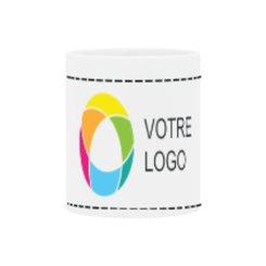 Tasse de 325ml (11oz) Imprimé couleur numérique, boîte de 36unités