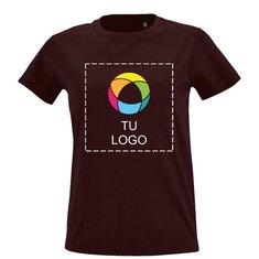 Camiseta Imperial Fit de Sol's® para mujer