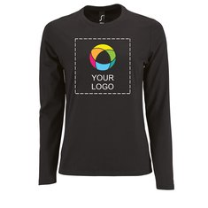 Sol's® Imperial Long Sleeve Women's Shirt