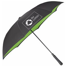 """Paraguas con mecanismo automático invertido de 48"""" de Stromberg®"""
