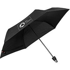 """Paraguas plegable en 3 secciones con mosquetón de 42"""" de Stromberg®"""