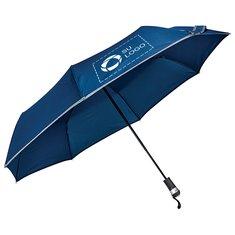 "Paraguas automático Stromberg® de 54"" con mango con luz LED"