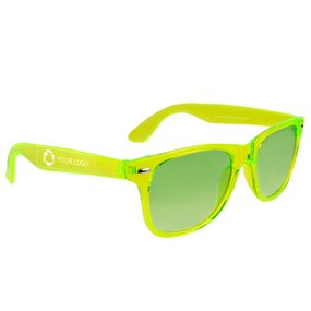 The Sun Ray Crystal Lens Sunglasses