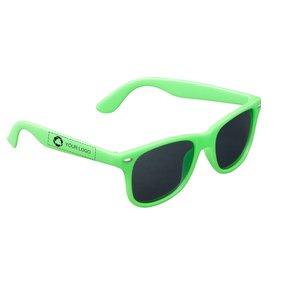 The Sun Ray Matte Sunglasses