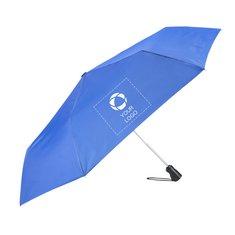 totes® 44-Inch 3 Section Auto Open Umbrella