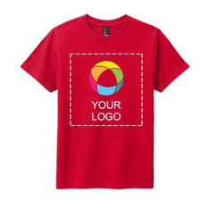 District® Youth Very Important Tee® with Full-Front and Back Print