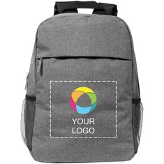 """Bullet™ Heathered 15.6"""" Computer Backpack"""