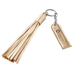 Bullet Tassels Keychain