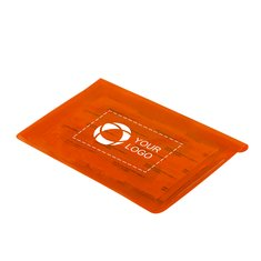 In The Clear First Aid Pack with Alcohol Wipes